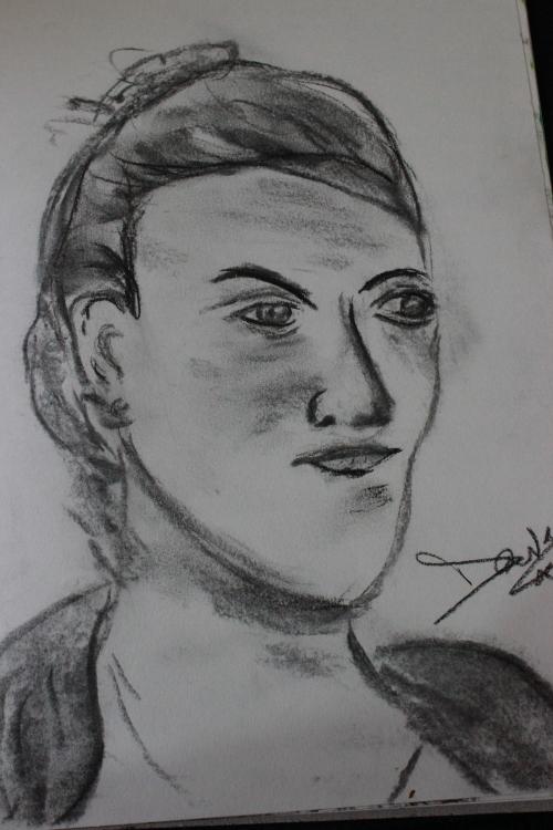 44 charcoal portrait 3
