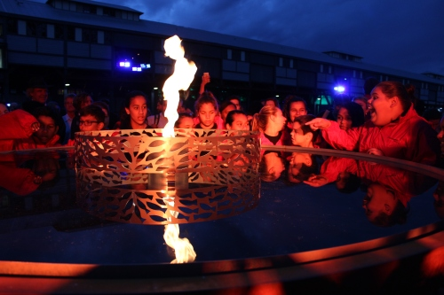 Firelighting Ceremony