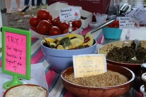 Mudgee food  Marrickville markets stanwell park 179