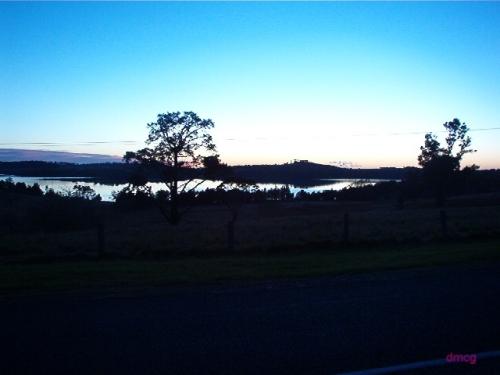 coila lake sunrise 1